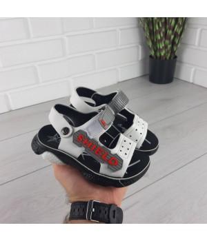 Босоножки детские, сандалии спортивные из эко кожи.
