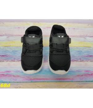 Детские кроссовки хайтопы черные очень легкие и удобные 21-25 р