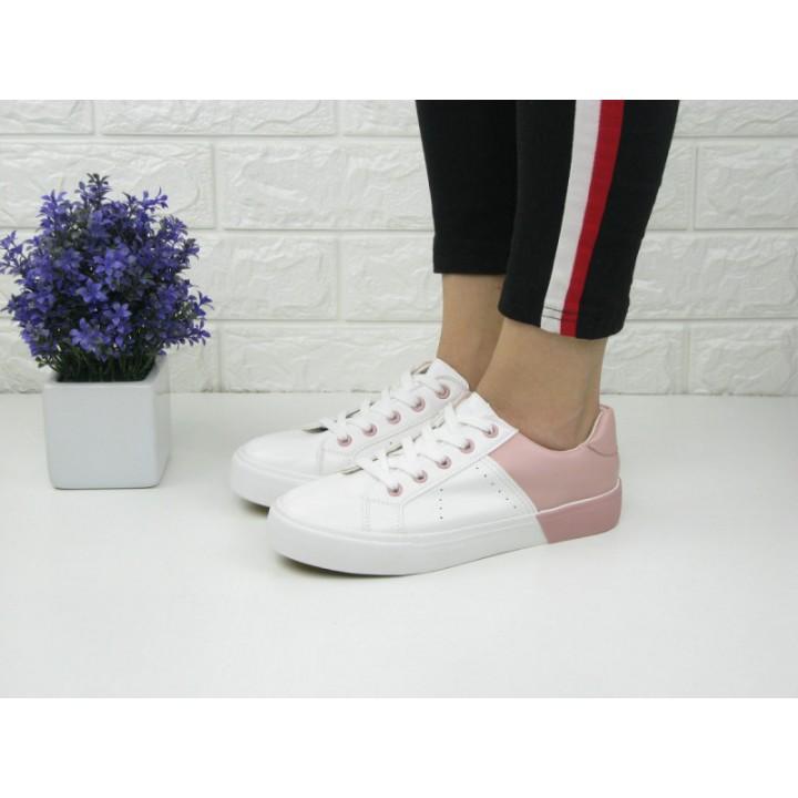 Стильные женские кроссовки Anita белые 1061