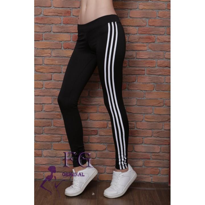 """Лосины спортивные """" CrossFit"""" 42, черный #A/S 1027628966"""