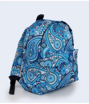 Рюкзак яскравий з принтом V24007